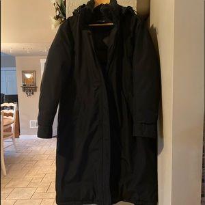 Long Down Coat 80/20 super warm Hardly worn